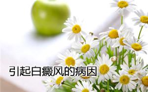 白癜风的病因及治疗